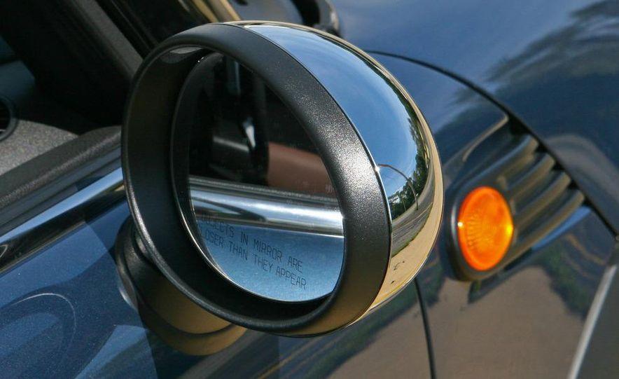2009 Mini Cooper convertible - Slide 33