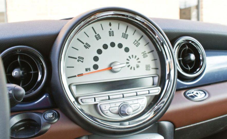 2009 Mini Cooper convertible - Slide 50