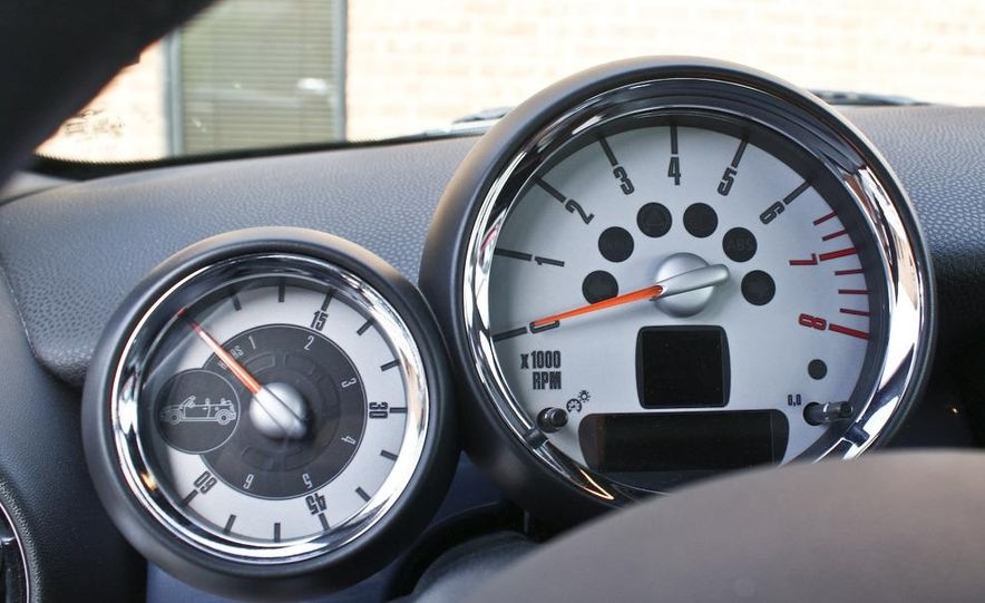 2009 Mini Cooper convertible - Slide 49