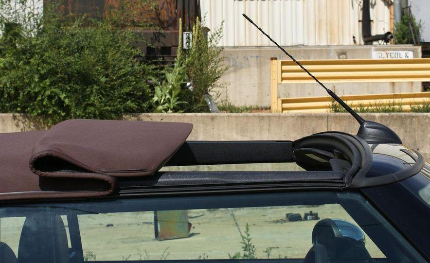 2009 Mini Cooper convertible - Slide 41