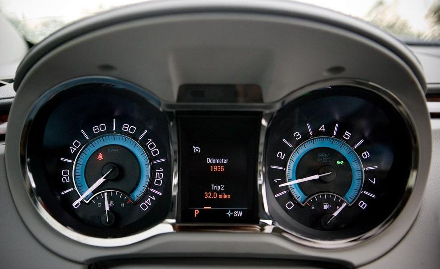 2011 Buick Regal (spy photo) - Slide 17