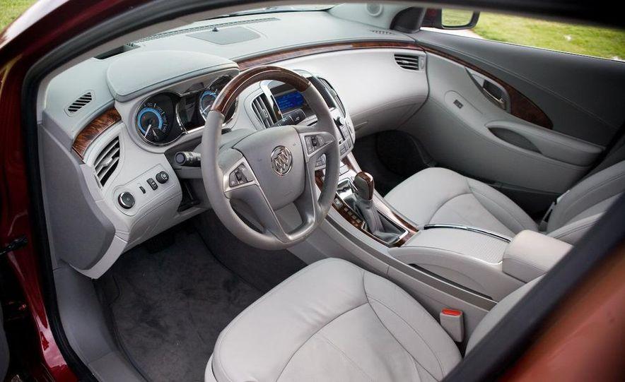 2011 Buick Regal (spy photo) - Slide 19
