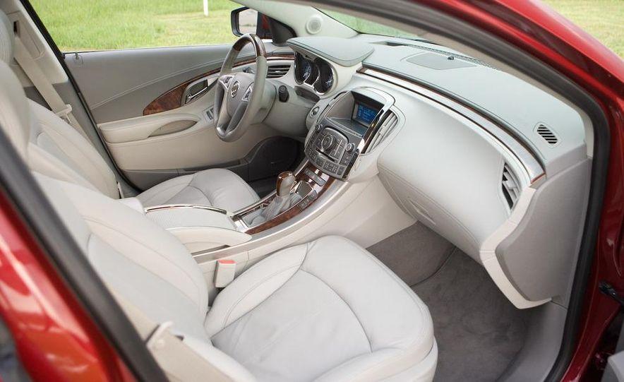 2011 Buick Regal (spy photo) - Slide 20