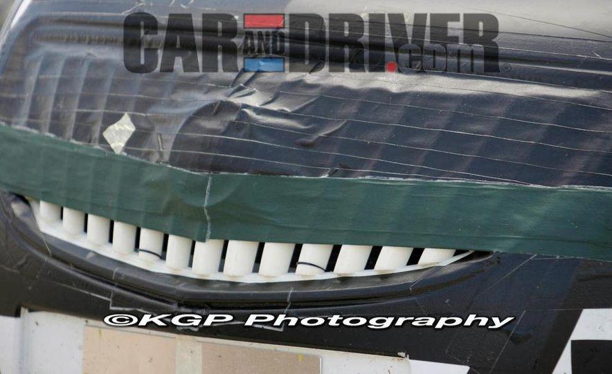 2011 Buick Regal (spy photo) - Slide 2