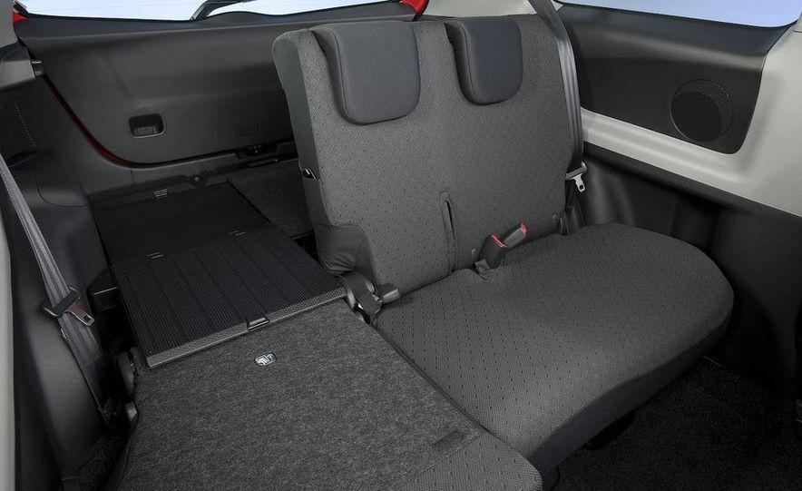2009 Toyota Yaris 5-door hatchback - Slide 51