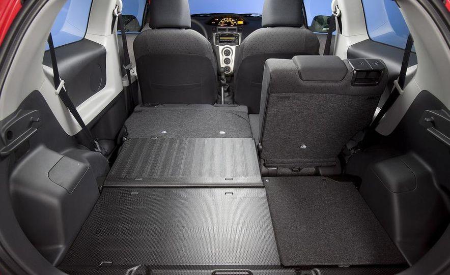 2009 Toyota Yaris 5-door hatchback - Slide 53