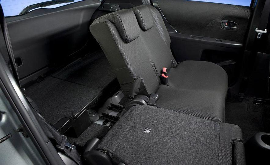 2009 Toyota Yaris 5-door hatchback - Slide 87