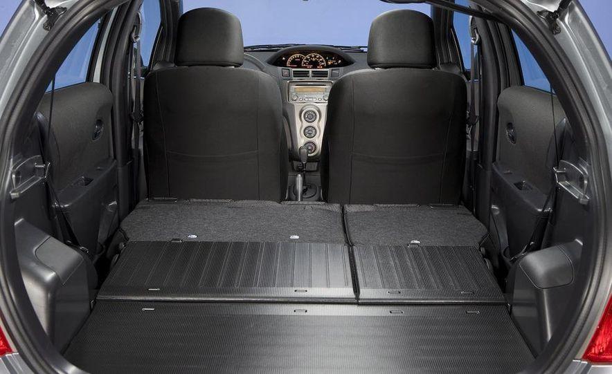 2009 Toyota Yaris 5-door hatchback - Slide 84