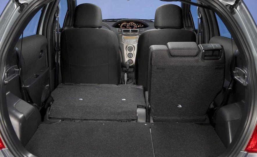2009 Toyota Yaris 5-door hatchback - Slide 85