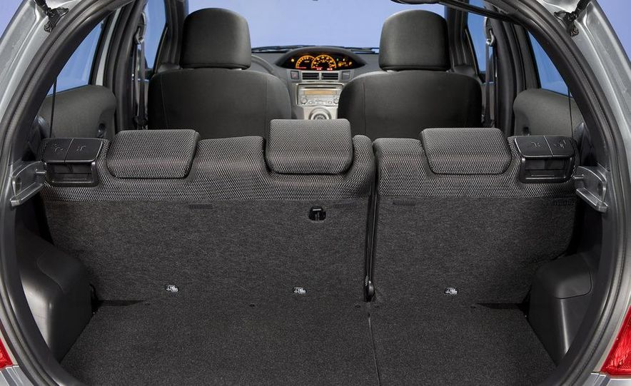 2009 Toyota Yaris 5-door hatchback - Slide 86