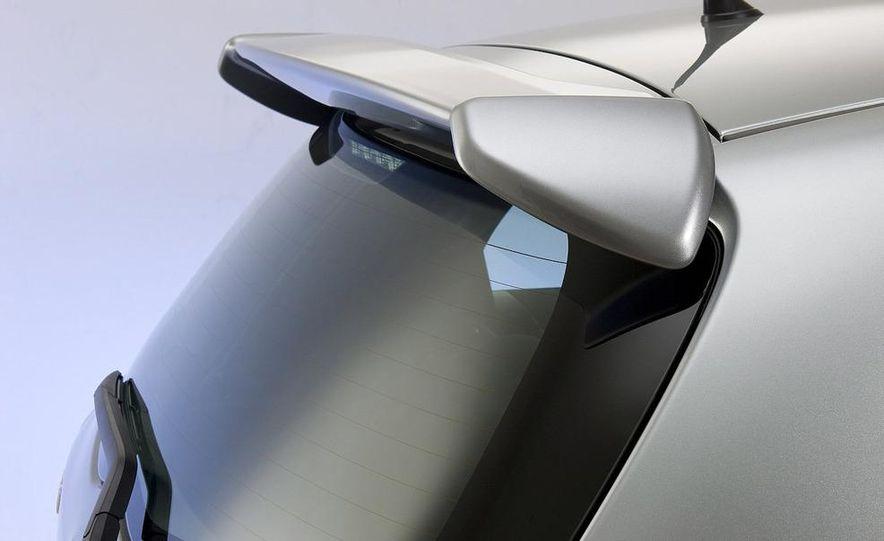 2009 Toyota Yaris 5-door hatchback - Slide 89