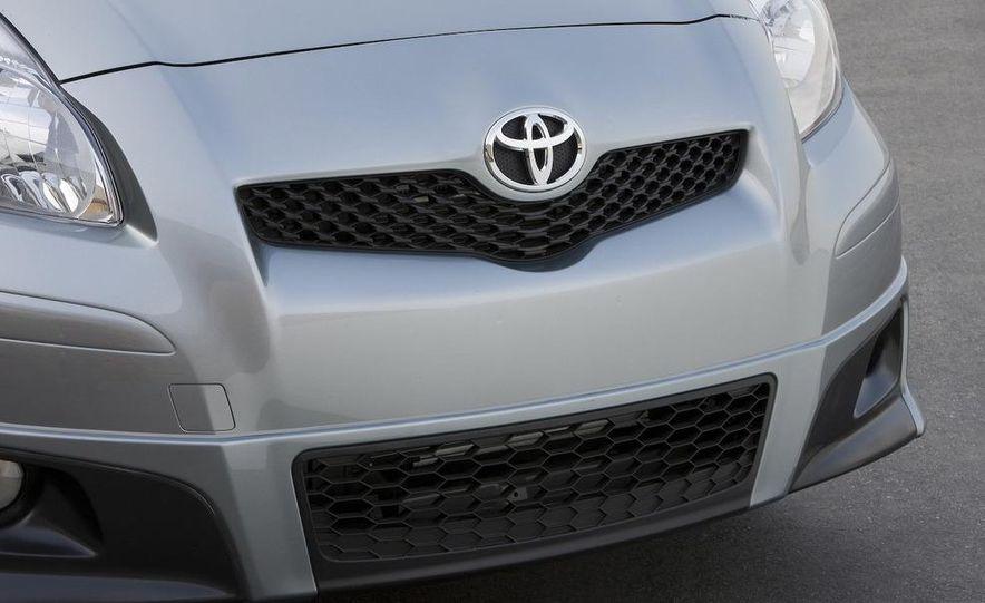 2009 Toyota Yaris 5-door hatchback - Slide 65