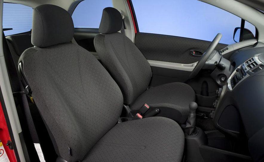 2009 Toyota Yaris 5-door hatchback - Slide 47
