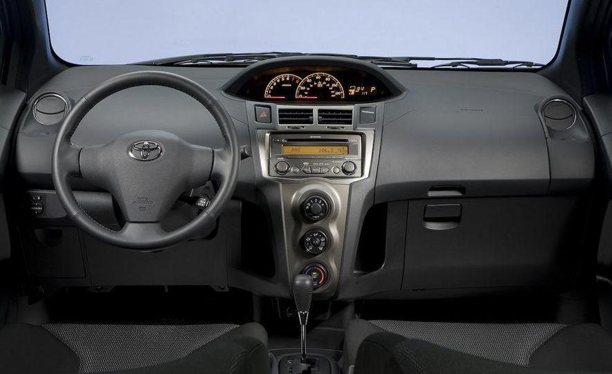 2009 Toyota Yaris 5-door hatchback - Slide 81