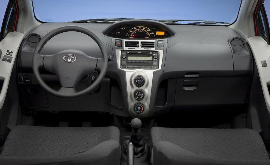 2009 Toyota Yaris 5-door hatchback - Slide 83