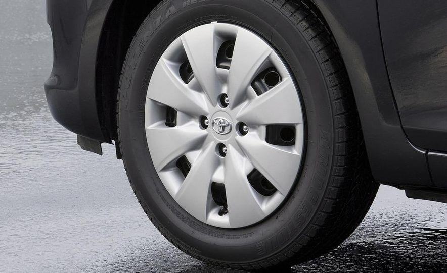 2009 Toyota Yaris 5-door hatchback - Slide 73