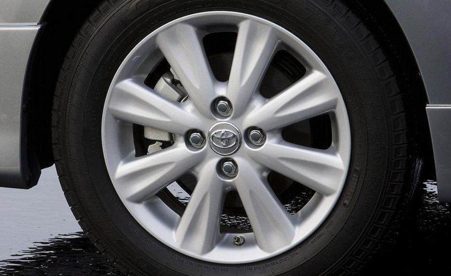 2009 Toyota Yaris 5-door hatchback - Slide 99