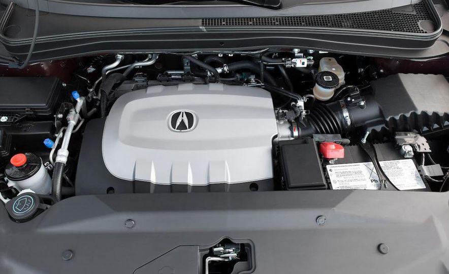 2010 Acura MDX - Slide 33