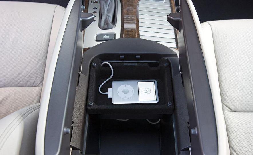 2010 Acura MDX - Slide 45