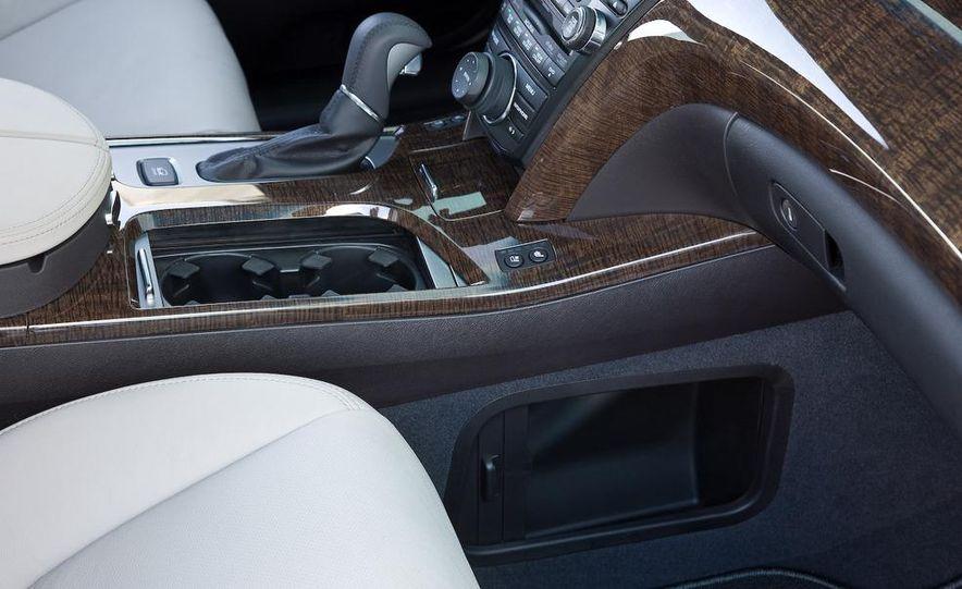 2010 Acura MDX - Slide 50