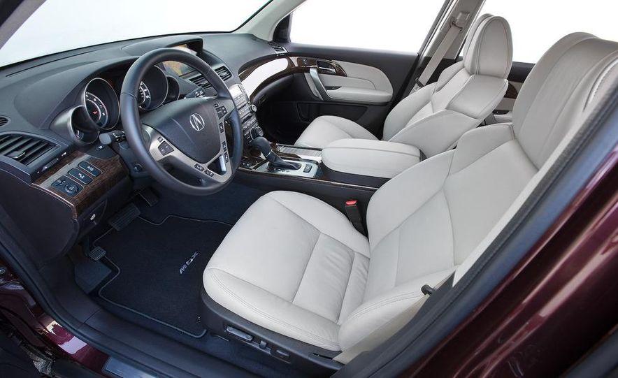 2010 Acura MDX - Slide 42