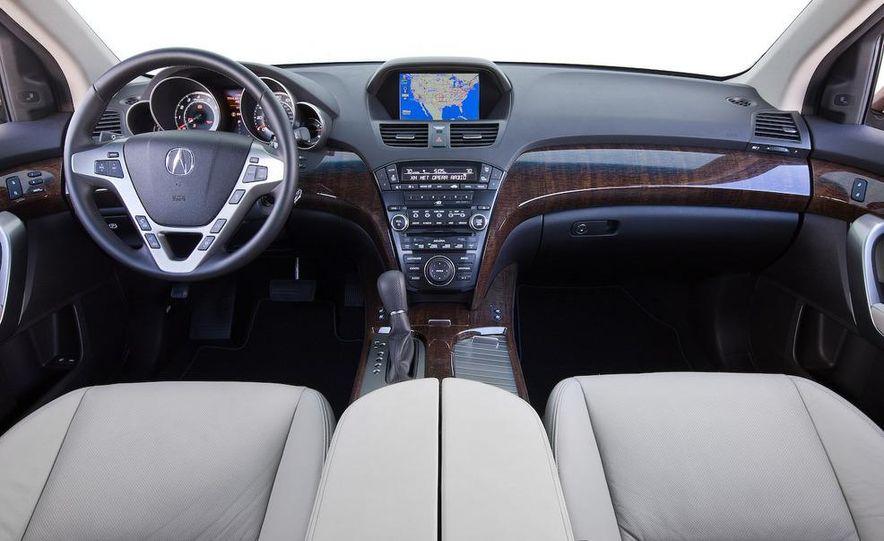 2010 Acura MDX - Slide 41
