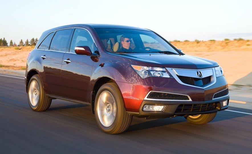2010 Acura MDX - Slide 2