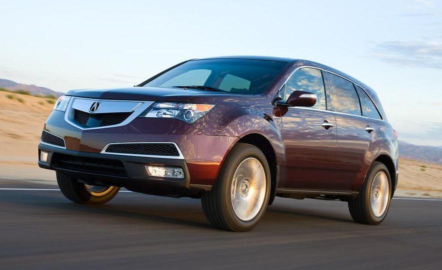 2010 Acura MDX - Slide 3