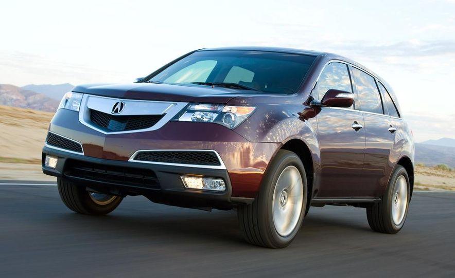2010 Acura MDX - Slide 6
