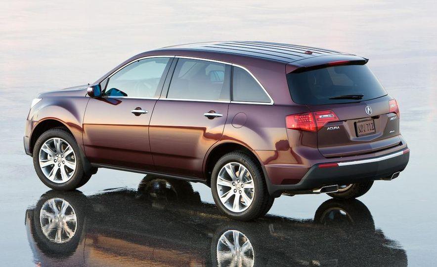 2010 Acura MDX - Slide 29