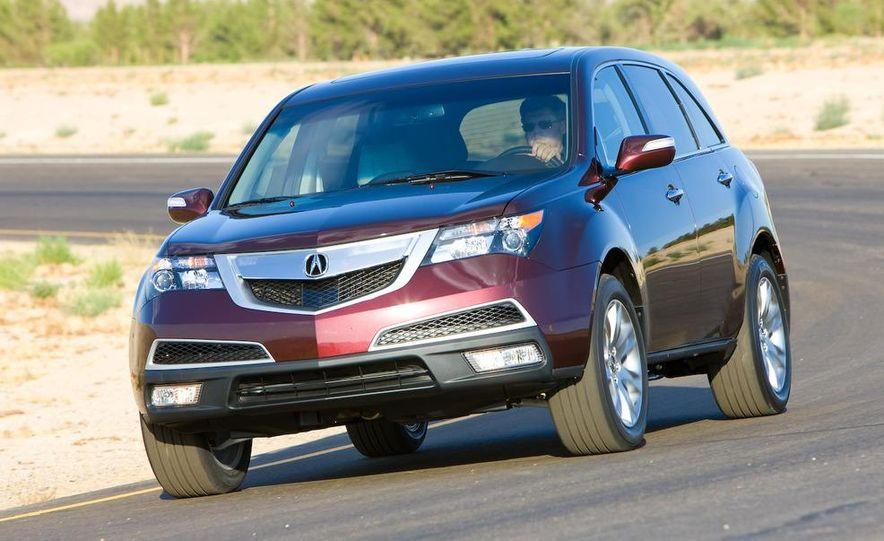 2010 Acura MDX - Slide 9