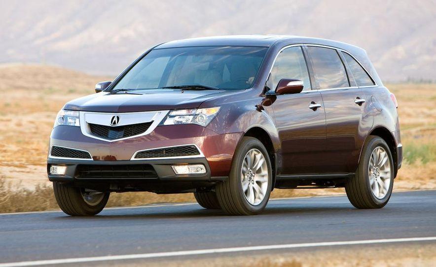 2010 Acura MDX - Slide 10