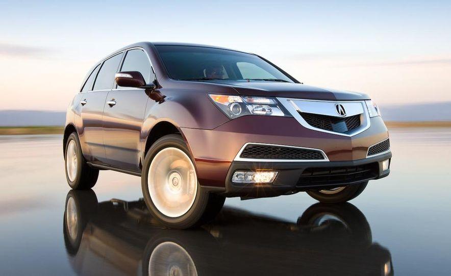 2010 Acura MDX - Slide 30