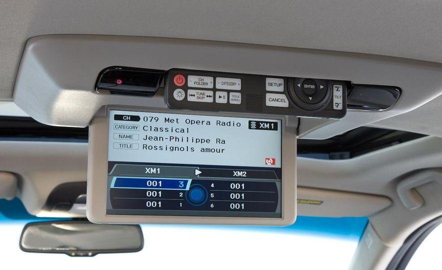 2010 Acura MDX - Slide 47