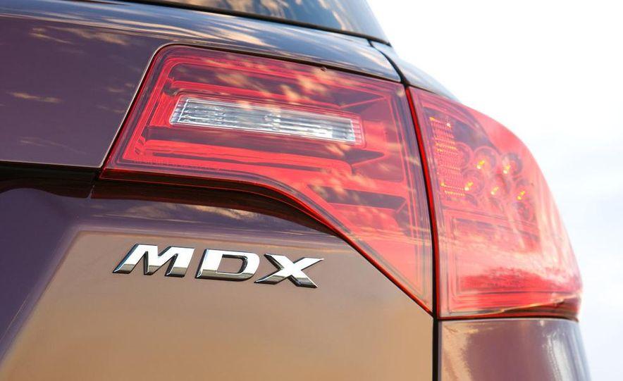2010 Acura MDX - Slide 36