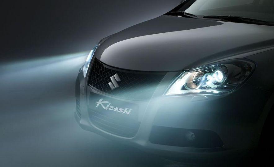 2010 Suzuki Kizashi - Slide 36