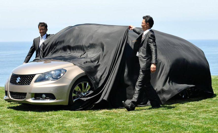 2010 Suzuki Kizashi - Slide 12