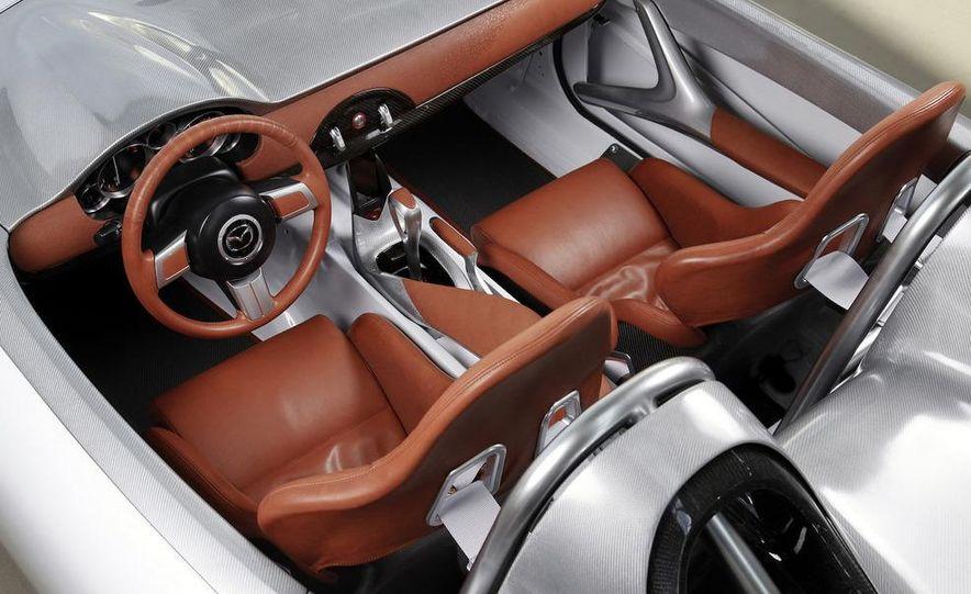 Mazda MX-5 Miata Superlight Concept - Slide 17