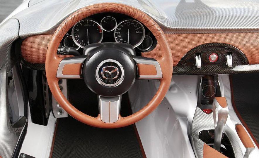 Mazda MX-5 Miata Superlight Concept - Slide 20