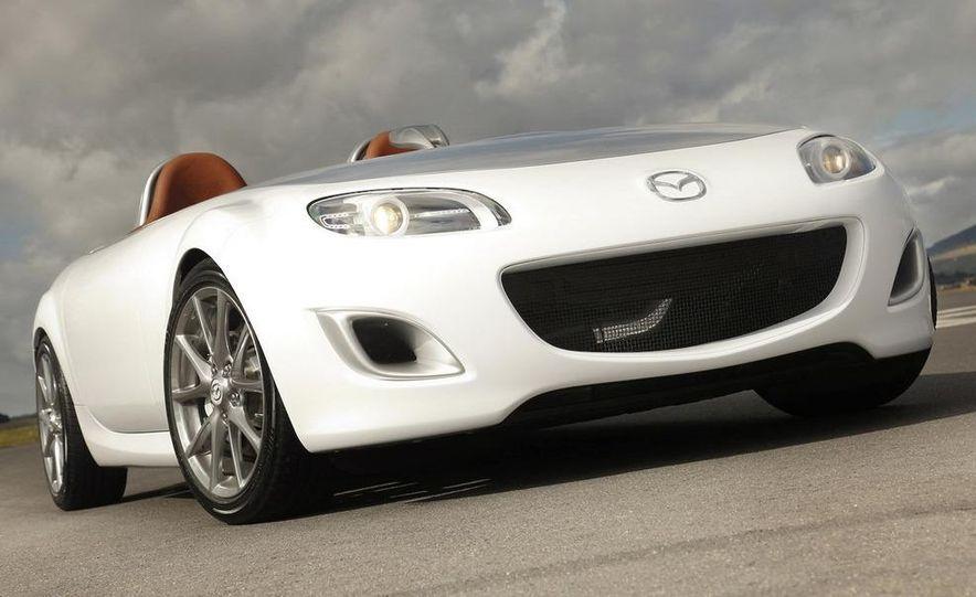 Mazda MX-5 Miata Superlight Concept - Slide 5