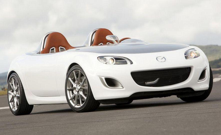 Mazda MX-5 Miata Superlight Concept - Slide 6