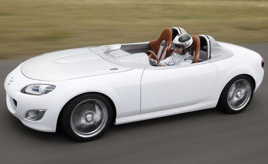 Mazda MX-5 Miata Superlight Concept - Slide 11