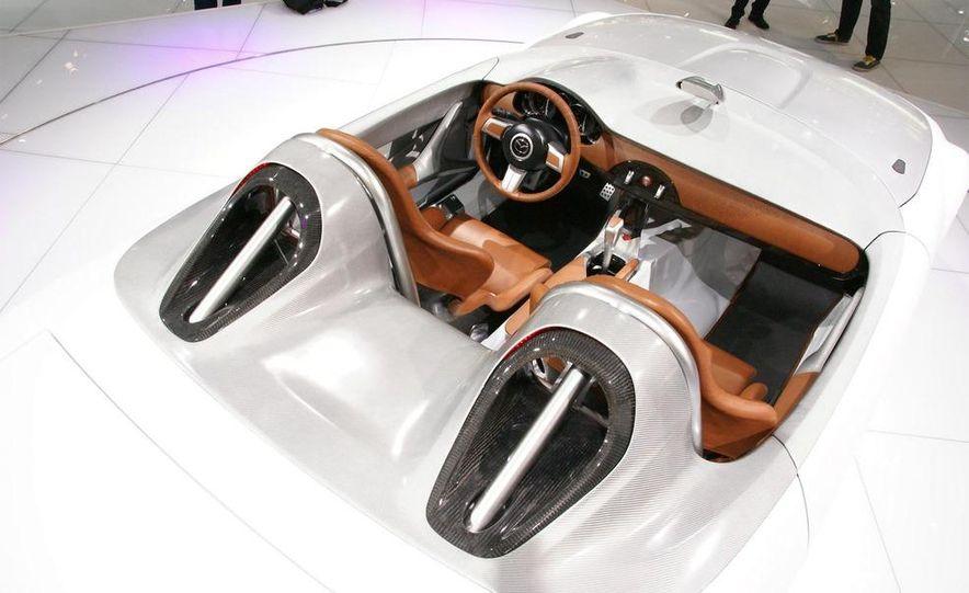 Mazda MX-5 Miata Superlight Concept - Slide 56