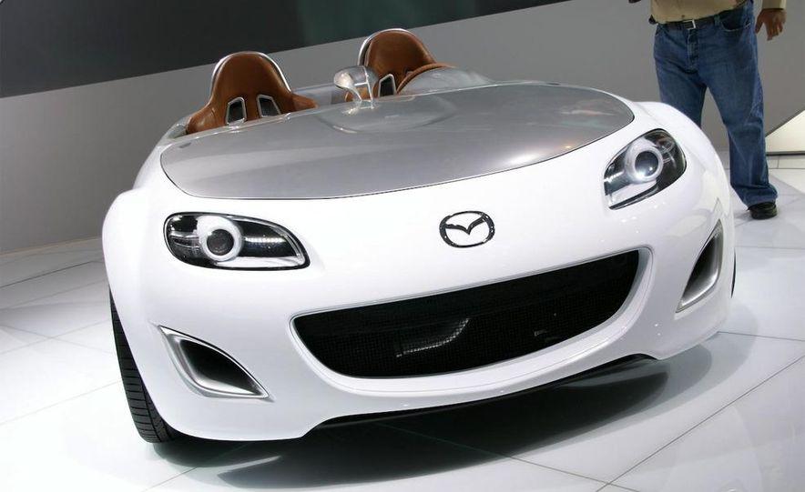 Mazda MX-5 Miata Superlight Concept - Slide 26