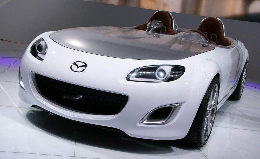 Mazda MX-5 Miata Superlight Concept - Slide 27