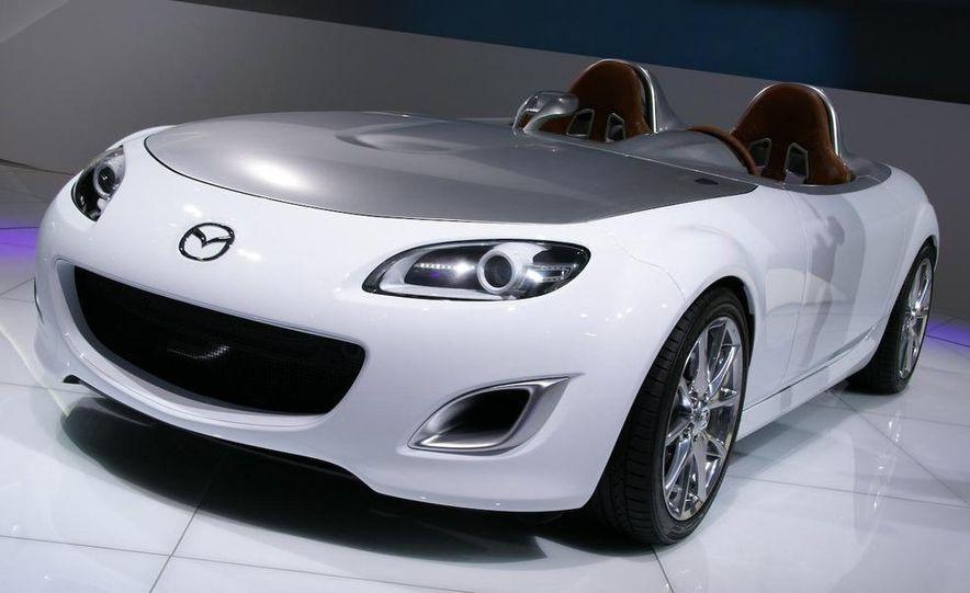 Mazda MX-5 Miata Superlight Concept - Slide 28