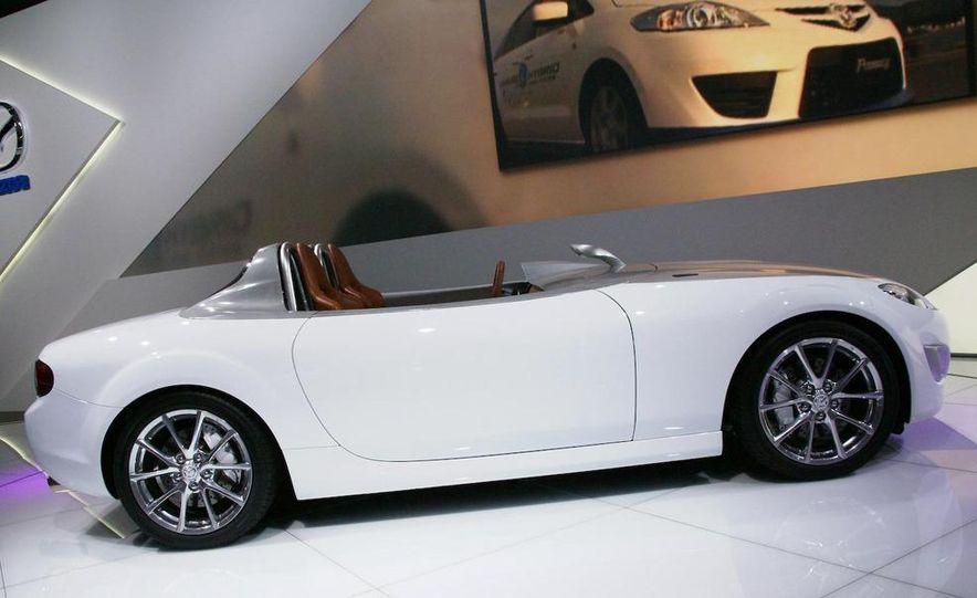 Mazda MX-5 Miata Superlight Concept - Slide 42