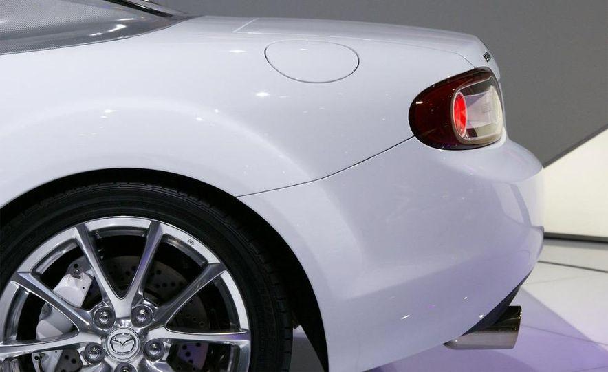 Mazda MX-5 Miata Superlight Concept - Slide 45