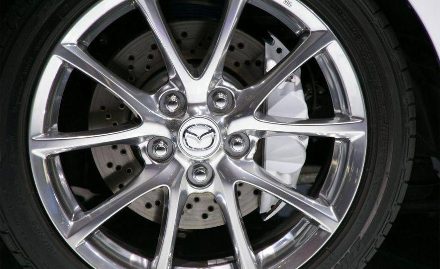 Mazda MX-5 Miata Superlight Concept - Slide 31