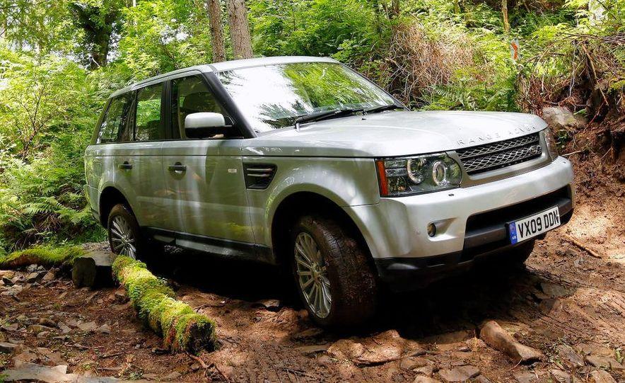2010 Land Rover Ranger Rover Sport - Slide 2